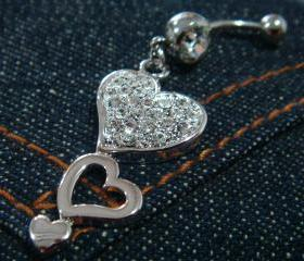 Bling Heart Love Cry..